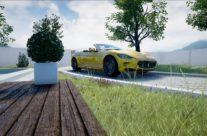 Maserati GranCabrio 02 (Unreal Engine)