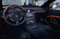 Maserati GranCabrio Interior 01 (Unreal Engine)