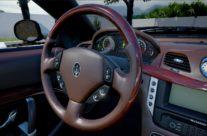 Maserati GranCabrio Interior 02 (Unreal Engine)